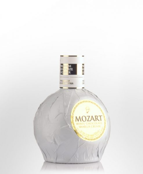 Mozart White Chocolate (500ml)