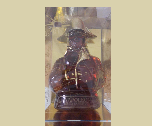 Napoleon Bust Brandy 700mL