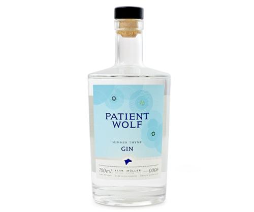 Patient Wolf Summer Thyme Gin 700ml