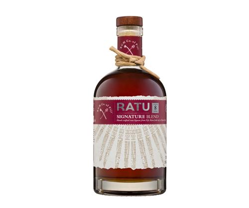 RATU 8 Year Old Signature Premium Rum Liqueur 700mL