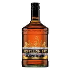 REBELLION BAY SPICED RUM