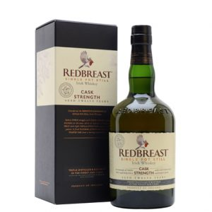 Redbreast 12 Year Old Cask Strength Single Pot Still Irish Whiskey 700ml
