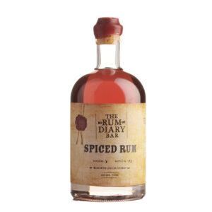 Rum Diary Spiced Rum 700ml