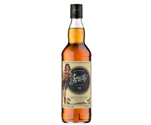Sailor Jerry Spiced Rum 700mL