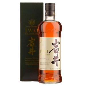 Shinshu Mars Distillery Iwai Tradition Blended Japanese Whisky 750mL