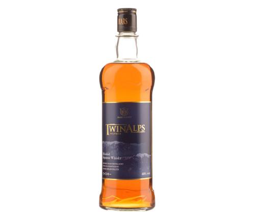 Shinshu Mars Distillery Twin Alps Blended Japanese Whisky 750mL