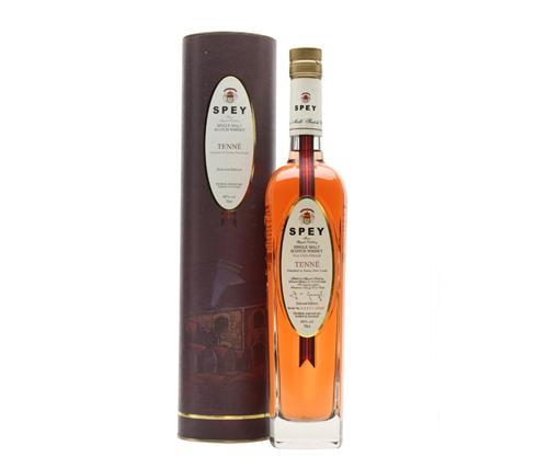 Speyside Distillery Tenne Tawny Port Finish Single Malt Scotch Whisky 700mL