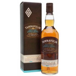Tamnavulin Double Cask Single Malt Scotch Whisky 700ml