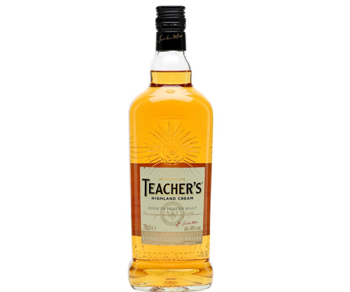 Teachers Highland Cream Blended Scotch Whisky 700ml