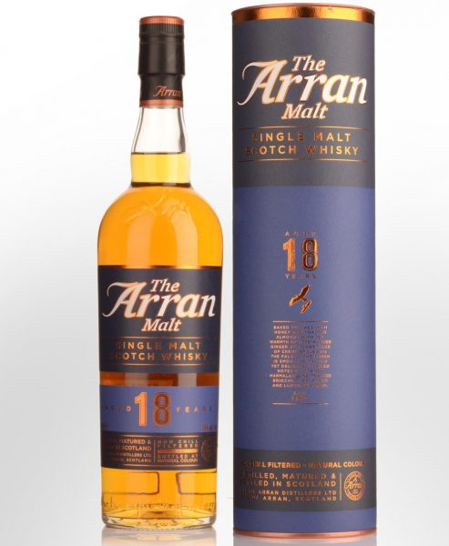 The Arran 18 Year