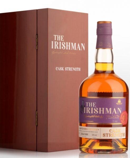 The Irishman Cask