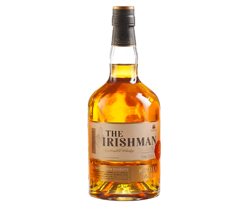 The Irishman Single Malt Irish Whiskey 700mL