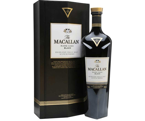 The Macallan Rare Cask Black Single Malt Scotch Whisky 700mL