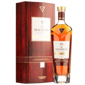 The Macallan Rare Cask Red Single Malt Scotch Whisky 700mL.