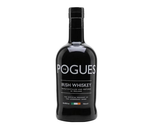 The Pogues Irish Whiskey 700mL