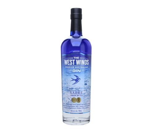 The West Winds Gin The Sabre Gin 700mL