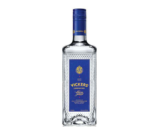 Vickers Gin 700ml