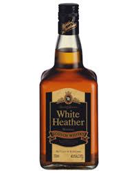 White Heather Blended Scotch Whisky (700ml)