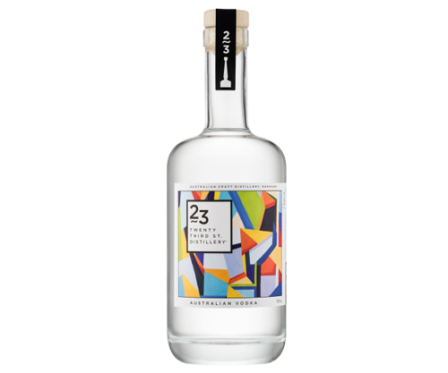 23rd Street Distillery Australian Vodka 700ml