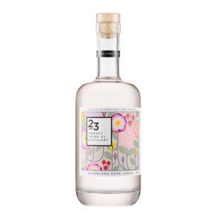 23rd Street Distillery Rose Vodka 700ml