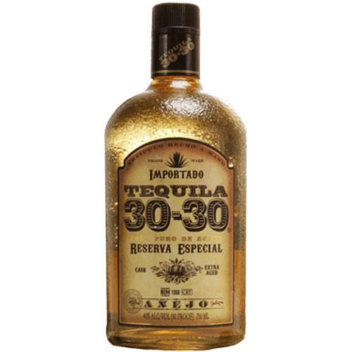 30-30 RESERVA ESPECIAL ANEJO – 40% VOL 750ML BTL