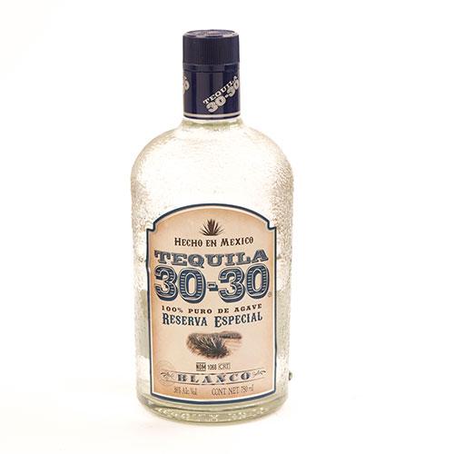 30-30 RESERVA ESPECIAL BLANCO – 40% VOL 750ML BTL
