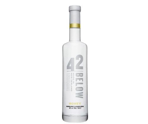 42 Below Honey Flavoured Vodka 700mL