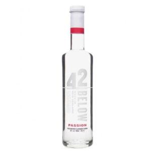 42 Below Passionfruit Flavoured Vodka 700mL