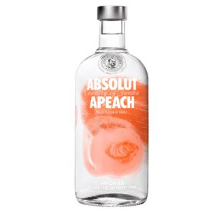 Absolut Apeach Vodka 700ml