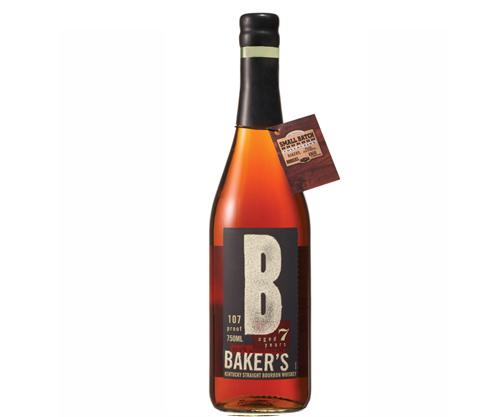 Bakers Bourbon Whiskey 750mL