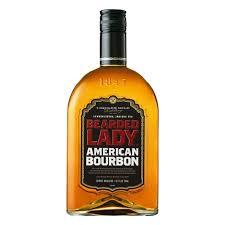Bearded Lady American Bourbon (70cl, 40%)