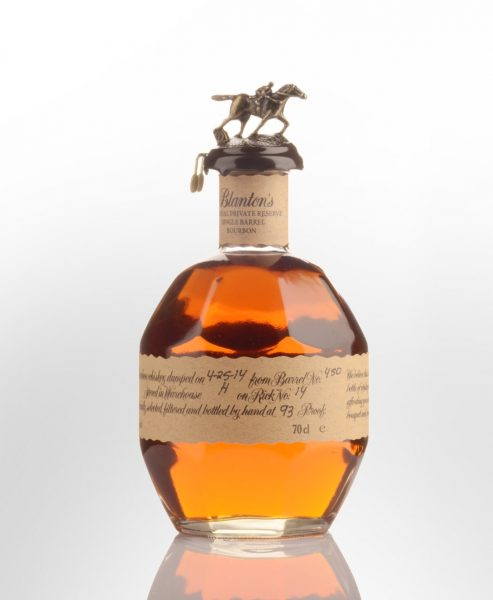 Blanton's Original Private Reserve Single Barrel Bourbon Whiskey (700ml)