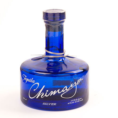 CHIMAYO BLANCO (BLUE BOTTLE) – 40% VOL 750ML BTL