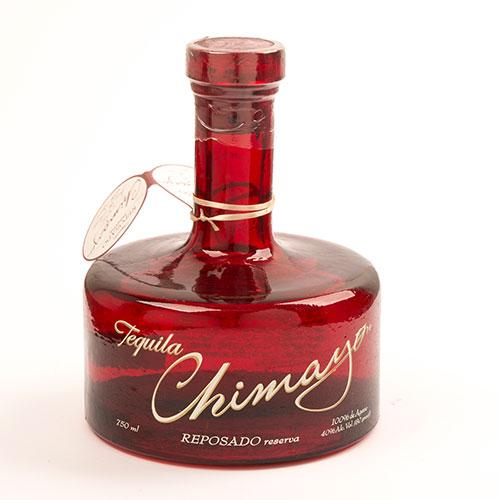 CHIMAYO REPOSADO (RED BOTTLE) – 40% VOL 750ML BTL