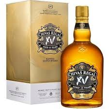 Chivas Regal XV 15YO Blended Scotch Whisky 700mL