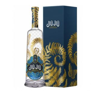 GoldenBay Distillery JiuJiu Vodka Blue label