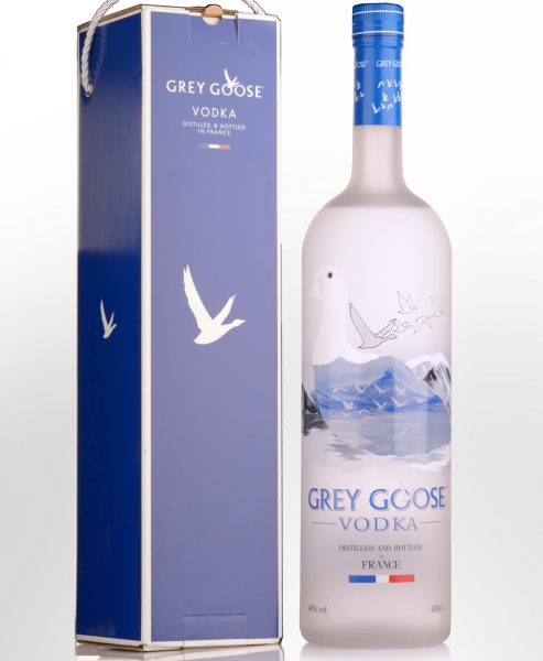 Grey Goose Vodka (4500ml)