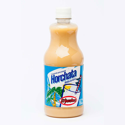 HORCHATA CONCENTRATE – 700ML BOTTLE
