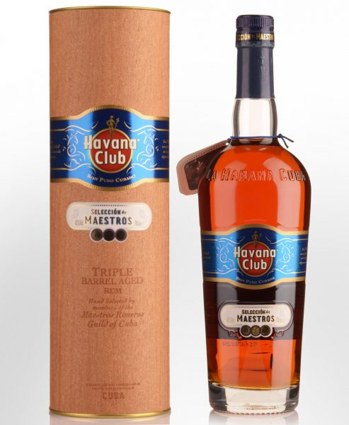 Havana Club Seleccion de Maestros Rum (700ml)