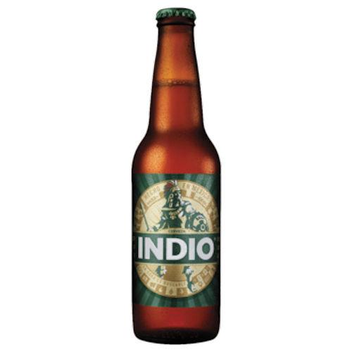 INDIO BEER – 24 X355ML 4.5% ALCOHOL