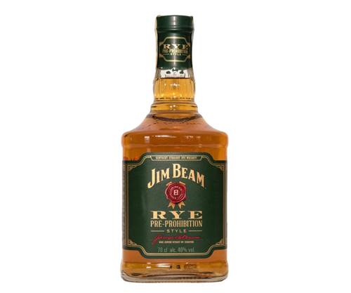 Jim Beam Pre-Prohibition Style Rye Whiskey 700mL