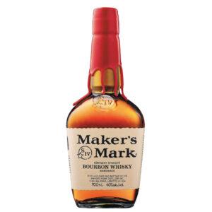 Makers Mark Bourbon Whisky 700mL