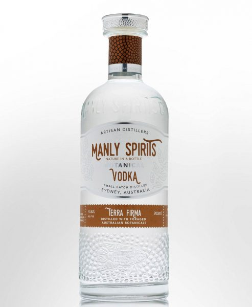 Manly Spirits Terra Firma Botanical Vodka (700ml)