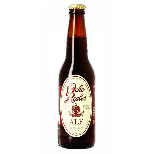 OCHO REALES ALE (CRAFT GLUTEN FREE BEER)- 24 X 355ML 5% ALCOHOL