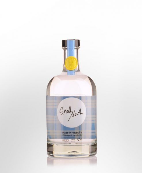 Small Mouth Vodka (500ml)