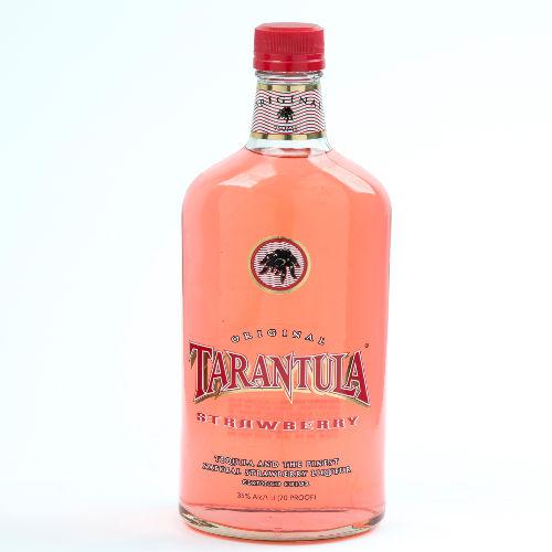 TARANTULA STRAWBERRY LIQUEUR – 35% ALCOHOL VOL – 750ML BT