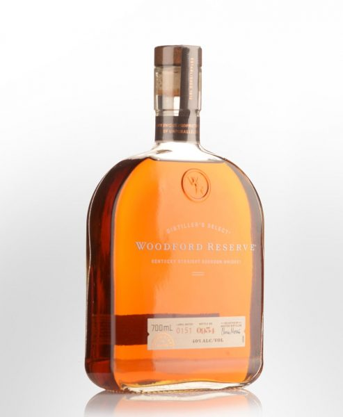 Woodford Reserve Bourbon Whiskey (700ml)