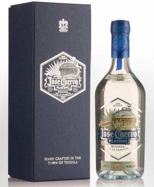 Jose Cuervo Reserva De La Familia Platino Tequila (700ml)