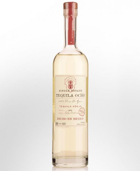 Muestra No. Ocho 100% Agave Anejo Tequila (700ml)