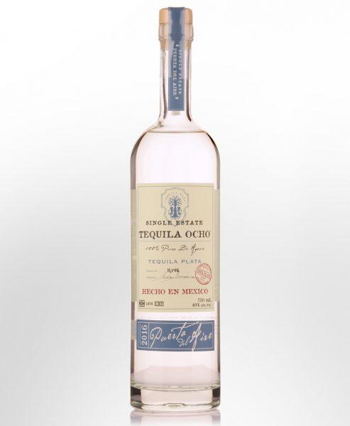 Muestra No. Ocho 100% Agave Plata Tequila (750ml)